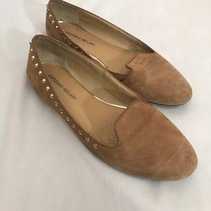 Antonio Melani Studded Loafers